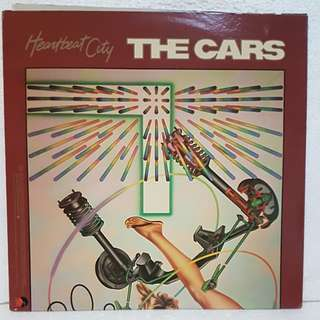 Heartbeat City - The Cars Vinyl Record