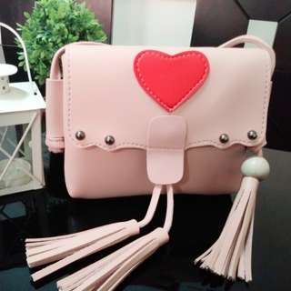 Sling Bag A.pink