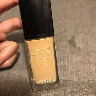 Vitalumiere Satin Smoothing Fluid Foundation 10 Nude 30ml