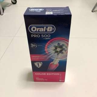 Oral-B Electric Toothbrush PRO 500