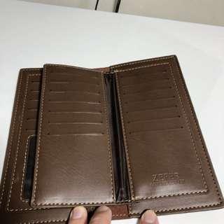 🍀全新純真皮銀包(可放超多信用卡+散紙位)🍀