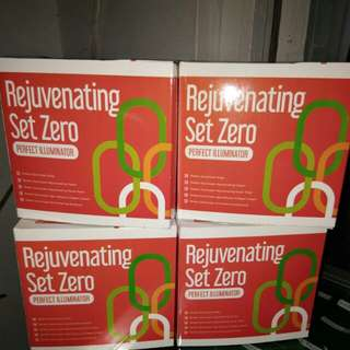 Skin Magical Rejuvenating Set Zero
