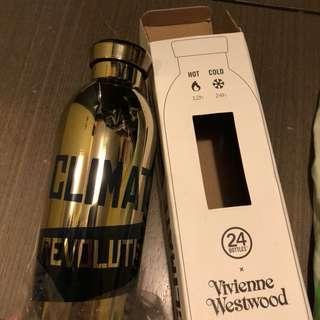 Vivienne Westwood x 24Bottles 不銹鋼雙層保溫瓶500ml