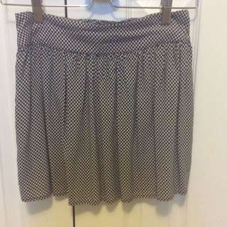 F21 skirt with pockets