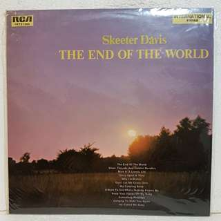 Skeeter Davis - The End Of The World Vinyl Record