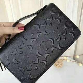 Authentic Coach men Wallet purse card holder