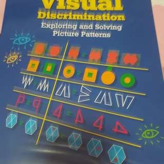 Visual Discrimination grades 2-8 Jean Edwards