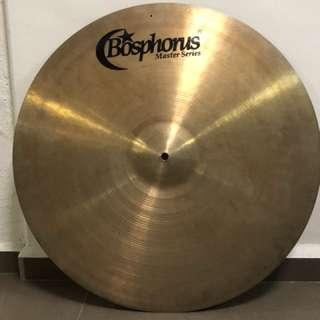 "Bosphorus Master 22"" Ride Cymbal"