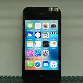 iPhone 4S 8/16/32/64GB Black