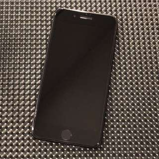 iPhone 7 Plus 256gb matte black