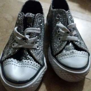 Glitter Design Sneakers for Toddlers (kids shoes)