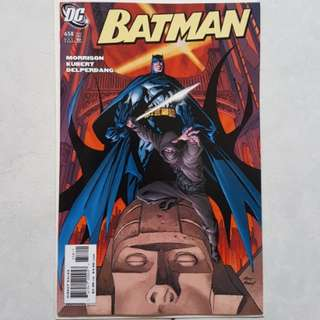 DC Comics Batman 658 Near Mint Condition