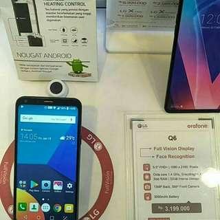 LG Q6 Bisa Dicicil Tanpa Kartu Kredit