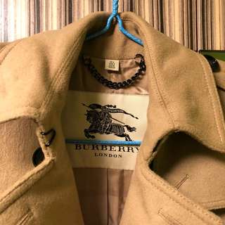 Burberry Trench Coat (UK4)