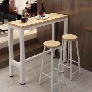Bar Table and Bar stools