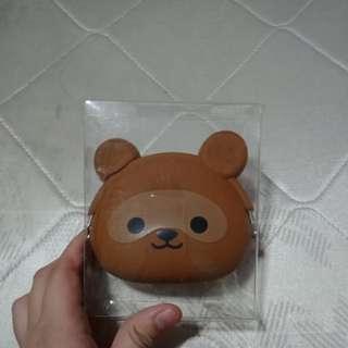 Bear coin purse