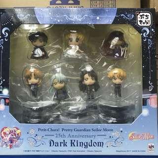 日版 限定 美少女戰士 Sailor Moon WCF 一番 Dark Kingdom GOODSMILE 聖杯 月野兔 megahouse wcf shf