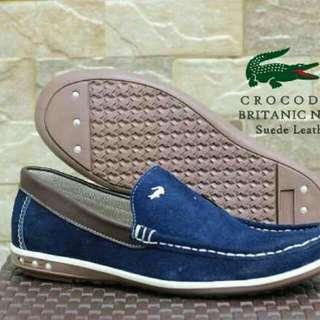 Sepatu pria casual crocodile