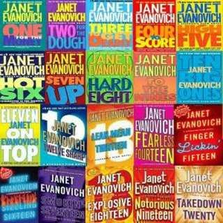 Janet Evanovich eBooks