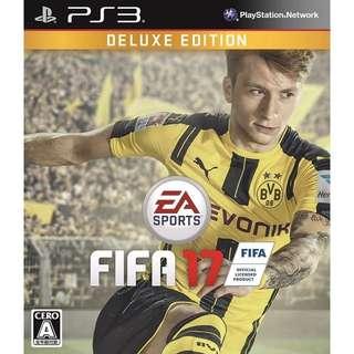 Fifa 17 Deluxe Version