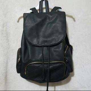 Forever 21 Cute Leather Backpack