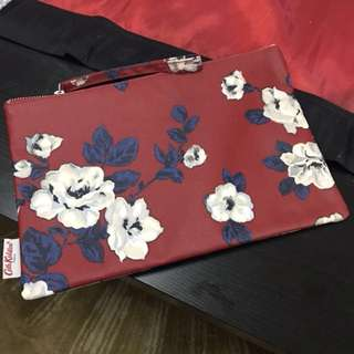 *Reduced* Original Cath Kidston pouch