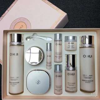 O HUI 歐惠 粉色奇跡 四件套 Miracle Moisture Special Set