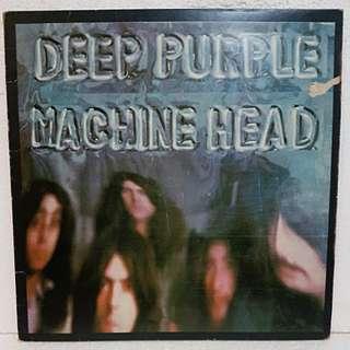 Reserved: Deep Purple - Machine Head Vinyl Record