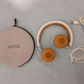 AKG Y45 BT Bluetooth headphones