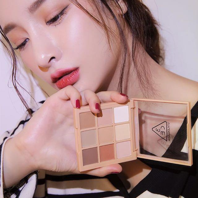 🌈3CE Multi Eye Color Palette