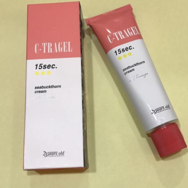 含運 韓國 23years old~15秒檸檬霜(50g)