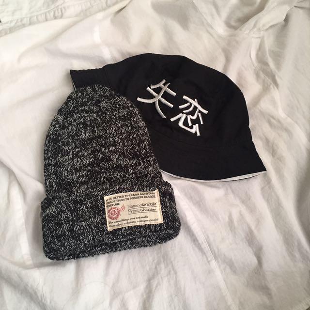 帽子 毛帽 漁夫帽