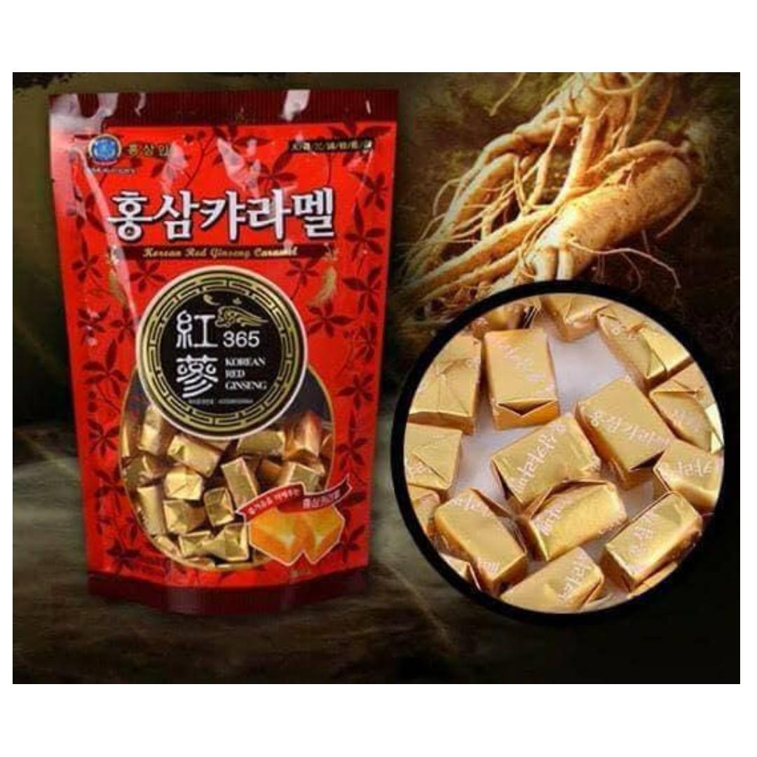 正宗韓國紅篸糖 Authentic Korean red caramel