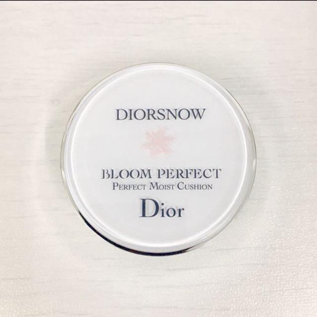 💯 Dior Snow Cushion Case