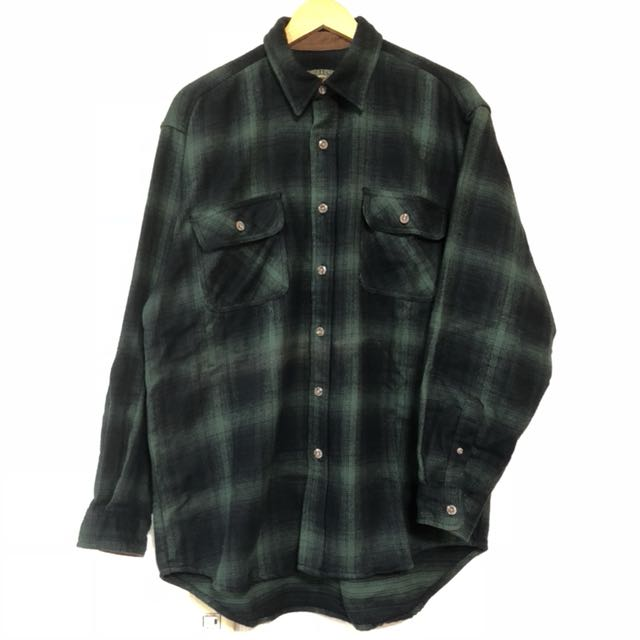 美式法蘭絨冬季長袖襯衫 Field& Stream Flannel Winter Shirt 8月
