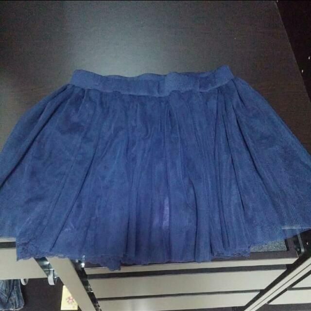 高質感 正日貨Lazy Daisy 多層次柔軟紗裙