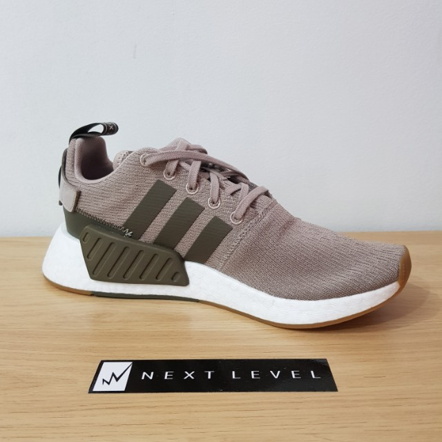 6ca06f6e4 Authentic Adidas NMD R2 PK Vapour Grey   Branch