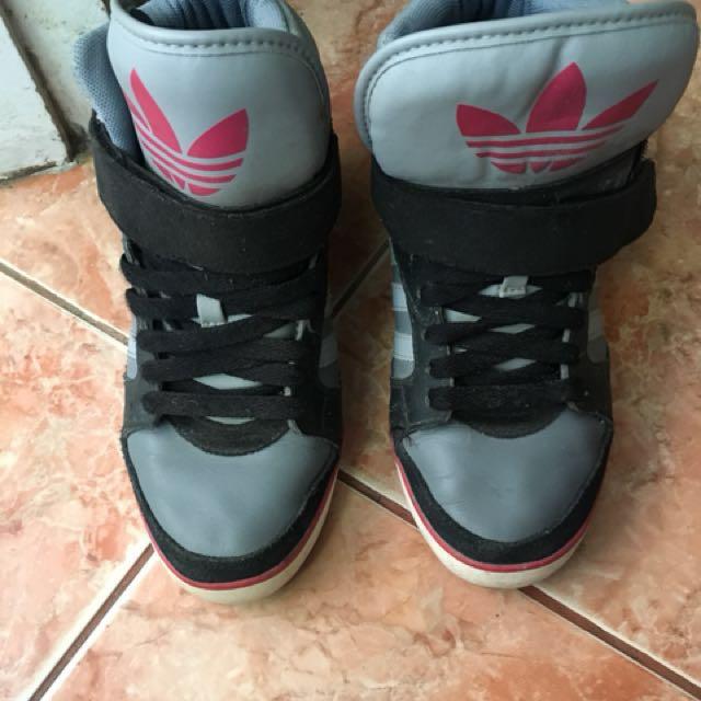 Adidas originals wedge sneakers