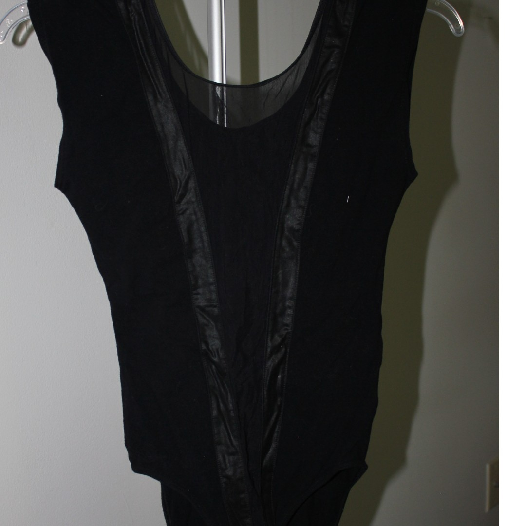 American Apparel Bodysuit Size Small