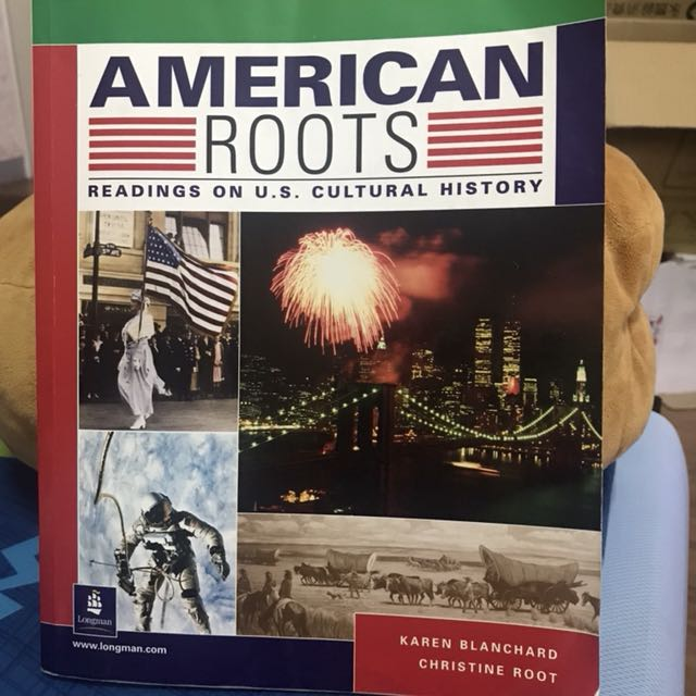 American Roots-Readings on U.S. Cultural History