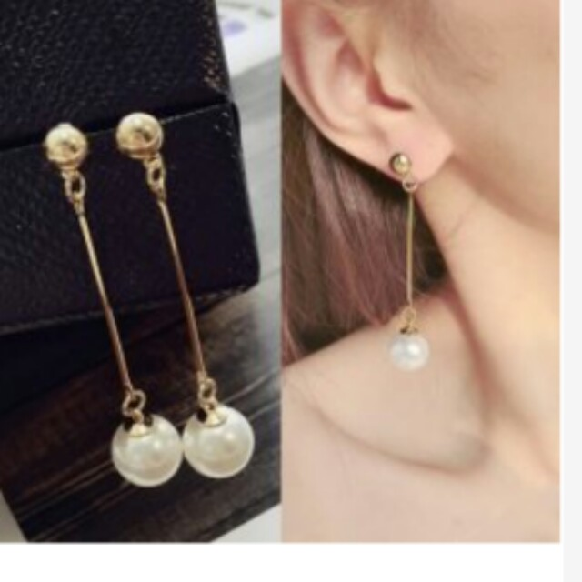 Anting aksesoris antingkorea antingwanita