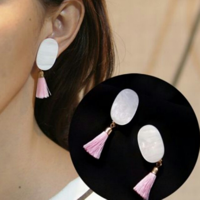 Anting earring earrings aksesoris accessories gelang kalung cincin