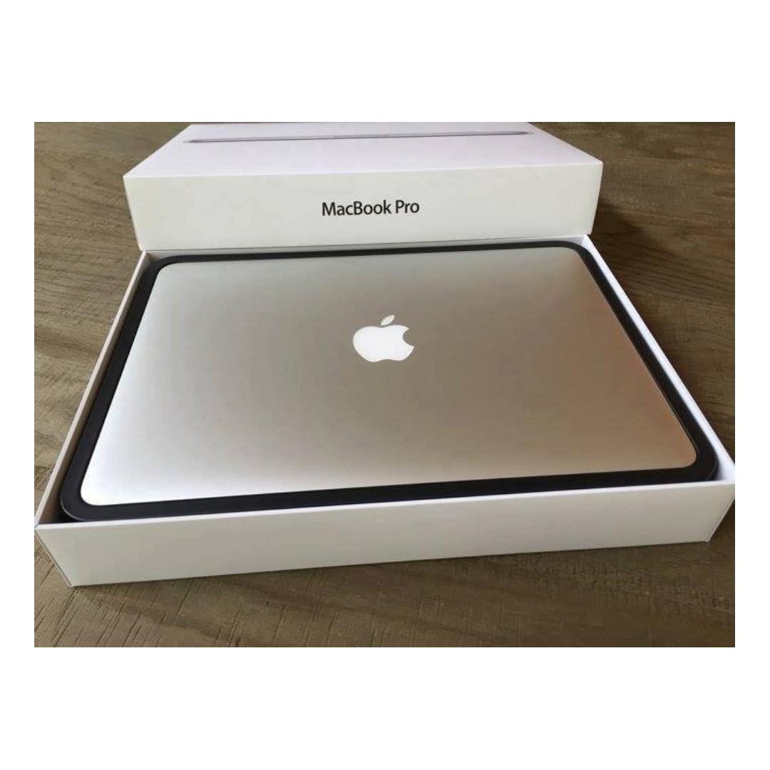APPLE MacBook Pro 13 i5-2.7G 256G 高容量 保固至2019九月底 FORCE TOUCH