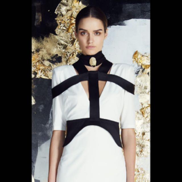 Asilio Classic Collision dress size 8 BNWT