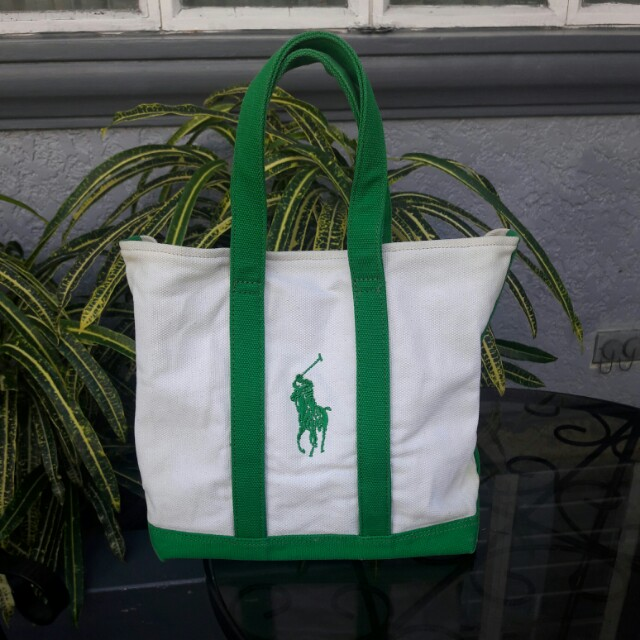 Auth Polo by Ralph Lauren bag