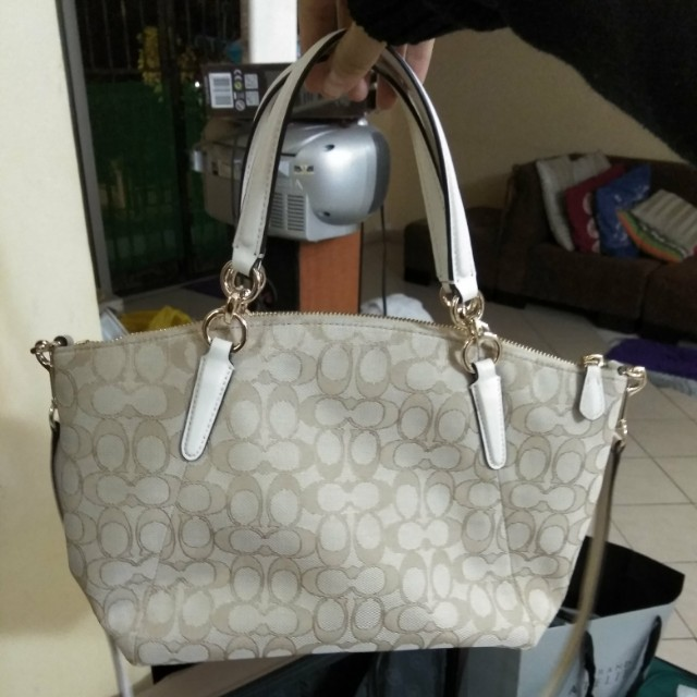 Authentic Coach handbag.