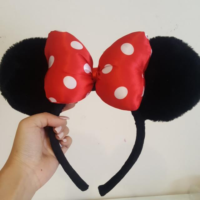 Authentic Disneyland Minnie Ears