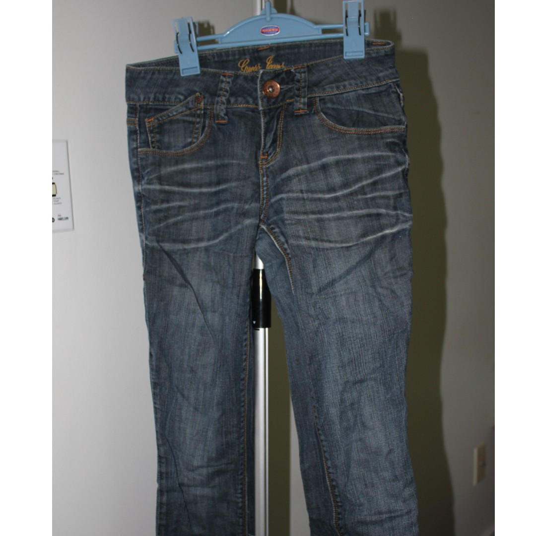 Authentic Guess Brand Skinny Jeans Size 24