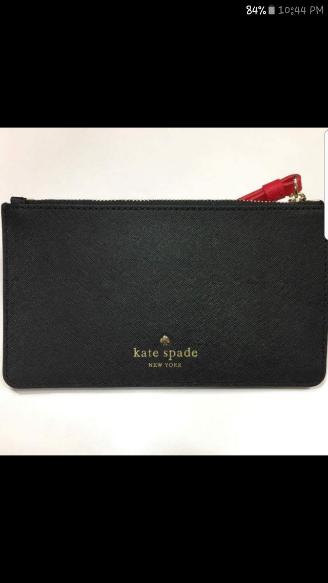 Authentic Kate Spade NY Be Mine Carolina wristlet