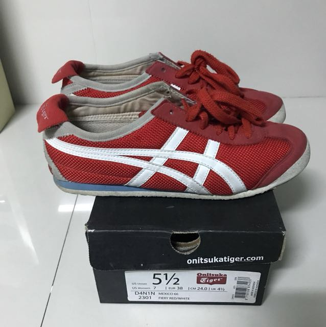 Authentic Onitsuka Tiger Mexico 66 shoes